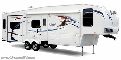 2011 Forest River Wildcat  302RL