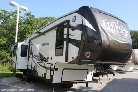 2016 Heartland RV ElkRidge  34TSRE