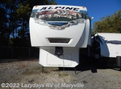 Used 2011  Keystone Alpine 3640RL by Keystone from Chilhowee RV Center in Louisville, TN