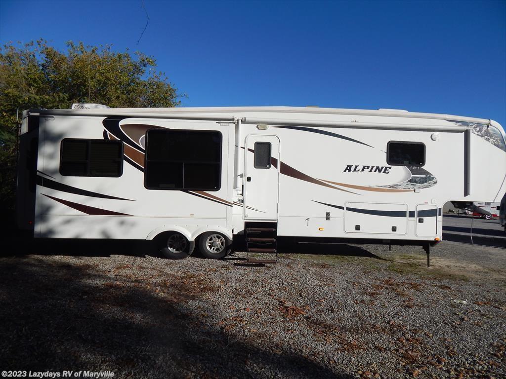 2011 Keystone Rv Alpine 3640rl For Sale In Louisville Tn