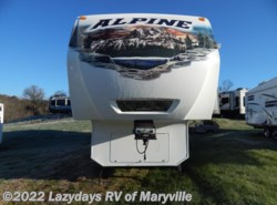 Used 2012 Keystone Alpine 3700RE available in Louisville, Tennessee