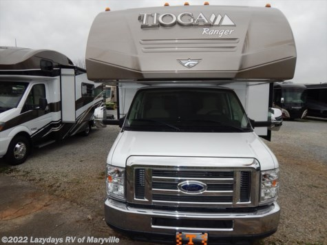 New 2014 Fleetwood Tioga Ranger 31M For Sale by Chilhowee RV Center available in Louisville, Tennessee