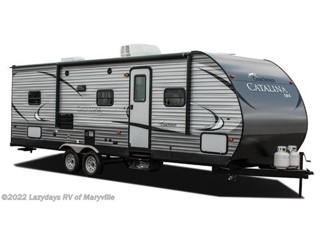 Stock Image for 2016 Coachmen Catalina SBX 291QBS (options and colors may vary)