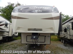 New 2017  Keystone Cougar 327RES by Keystone from Chilhowee RV Center in Louisville, TN