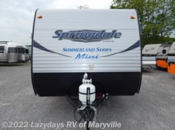 New 2017  Keystone Summerland 1750RD by Keystone from Chilhowee RV Center in Louisville, TN
