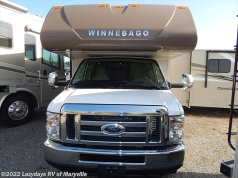 New 2017 Winnebago Minnie 327Q For Sale by Chilhowee RV Center available in Louisville, Tennessee