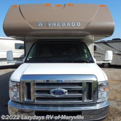 2017 Winnebago Minnie 322R  - Class C New  in Louisville TN For Sale by Chilhowee RV Center call 800-423-9580 today for more info.