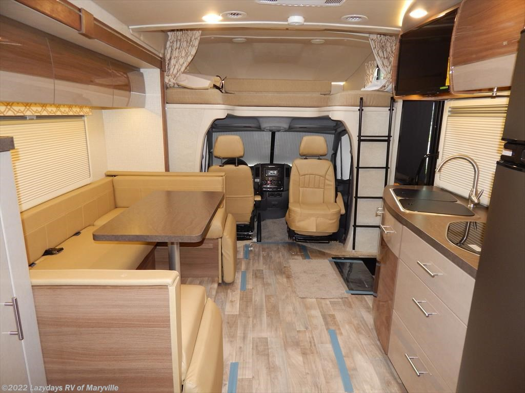 New You Can Be Off Grid Forever And Need LP Gas Refilling Only Every Few Months! The Sprinter Is Equipped With Airconditioning, And Has A Driver And Passenger Seat That Swivel Around It Is Registered Currently In The USA In State Of Massachusetts