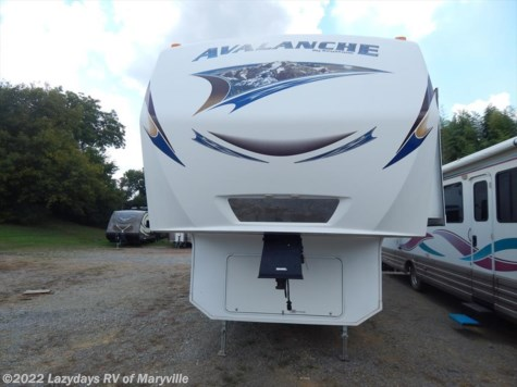 2012 Keystone Avalanche  330RE