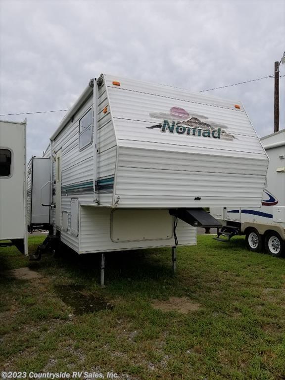 2002 Skyline nomad 255