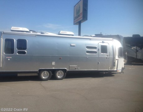 Brilliant New 2016 Airstream International Serenity 30 Rear Queen Bed For Sale By Crain RV Available In ...