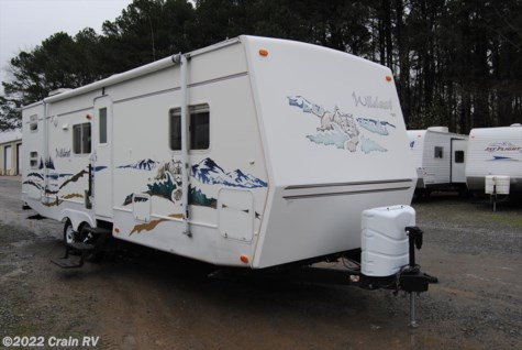 2005 Forest River Wildcat  29 bhs