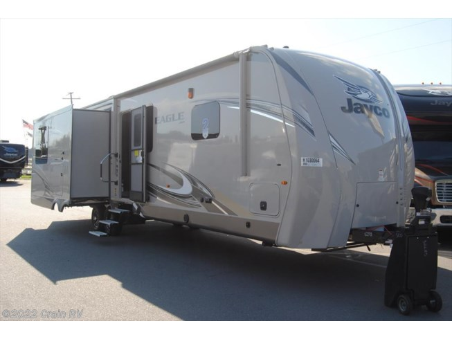 Model 2017 Jayco RV Eagle Travel Trailers 320 RLTS For Sale In Corbin KY