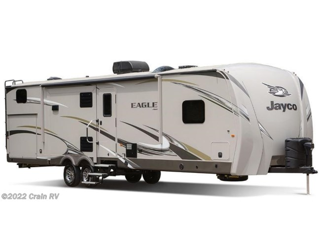 Stock Image for 2017 Jayco Eagle HT 295DBOK (options and colors may vary)