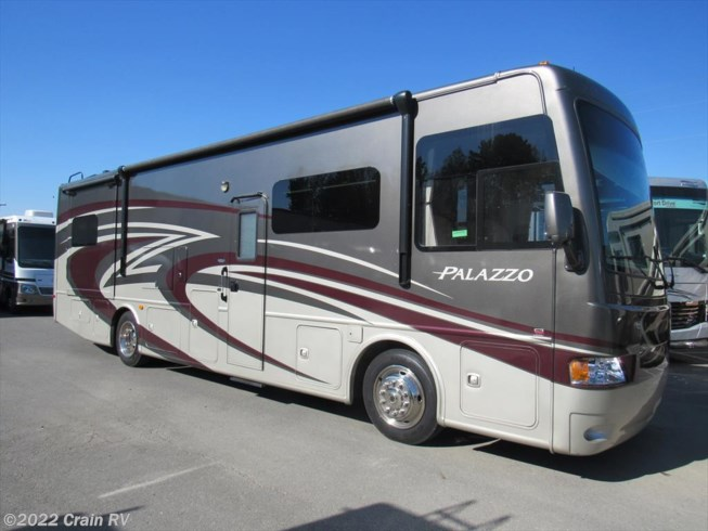 2014 Thor Motor Coach Rv Palazzo 33 3 Bunk House For Sale