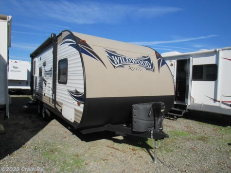 2016 Forest River Wildwood X-Lite  232RBXL