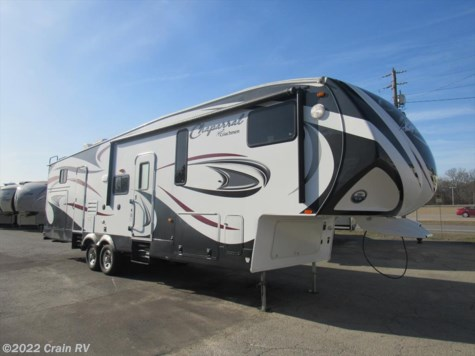 2014 Coachmen Chaparral  345BHS