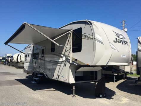 2018 Jayco Eagle Fifth Wheels  293RKDS