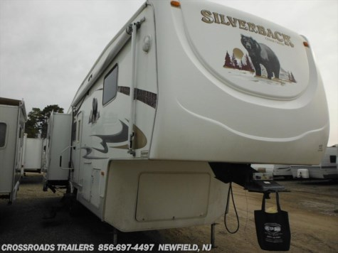 2007 Forest River Silverback  30LSTS
