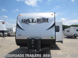 2015 Forest River Salem 26TBUD