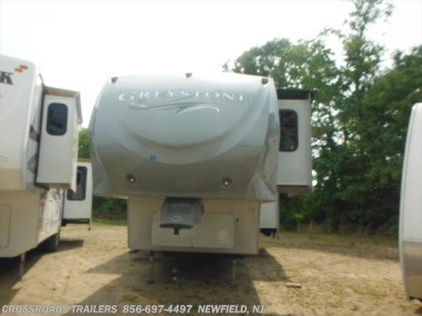 2011 Heartland RV Greystone  GS32RE