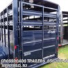 Crossroads Trailer Sales, Inc. 2016 500 Series 16' Bumper Pull Stock Trailer 7' Tall  Horse Trailer by Delta | Newfield, New Jersey