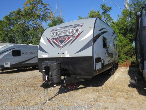 2017 Forest River XLR Nitro  23KW