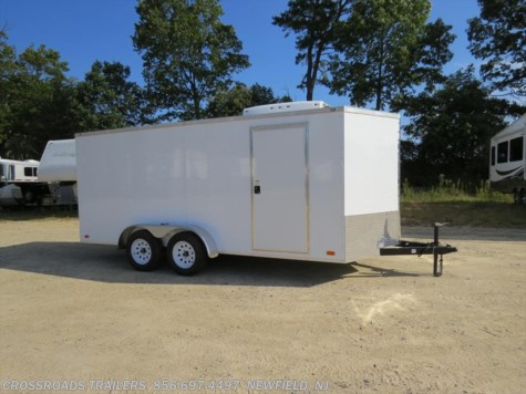 2017 Nexhaul  8.5x20 TA ENCLOSED CARGO TRAILER