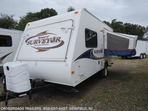 2012 Forest River Surveyor Sport  SP-191T