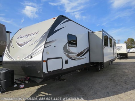 2017 Keystone Passport Ultra Lite Grand Touring  3350BH