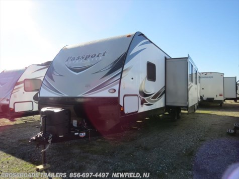 2017 Keystone Passport Ultra Lite Grand Touring  3320BH