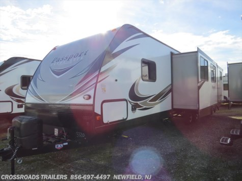 2017 Keystone Passport Ultra Lite Grand Touring  3220BH