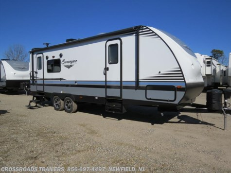 2017 Forest River Surveyor  251RKS