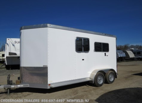 2013 Featherlite  9407 Perfect Fit  BP W/DR WALKTHRU DOOR