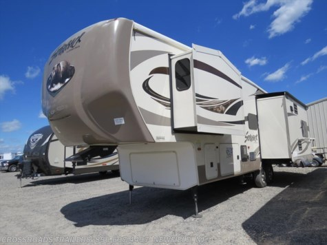 2015 Forest River Cedar Creek Silverback  29RE