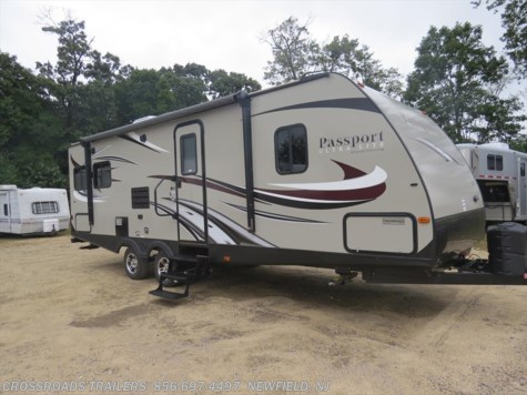 2017 Keystone Passport Ultra Lite Grand Touring  2520RL