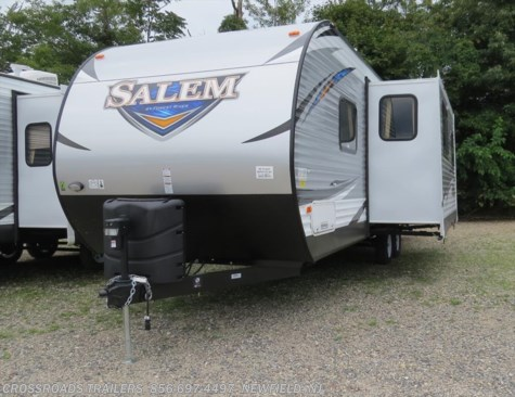2018 Forest River Salem  T27DBK