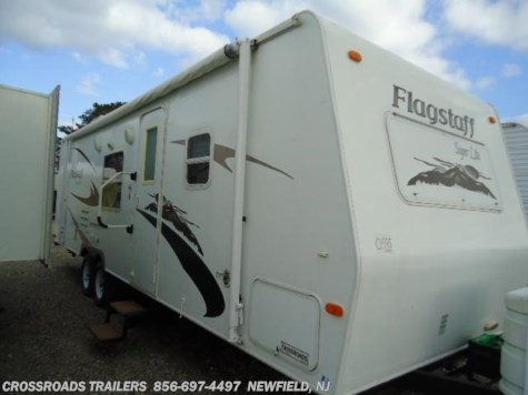 2009 Forest River Flagstaff Super Lite/Classic  26RBSS