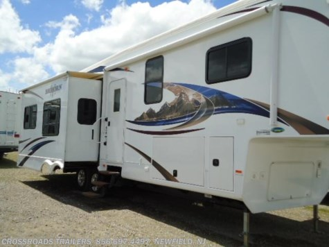 2011 Heartland RV Bighorn  BH 3410RE