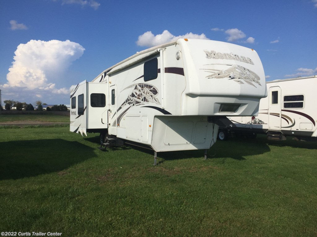 Wmb 2008 Keystone Montana 3400rl For Sale In Schoolcraft Mi Wiring Diagram Used By Curtis Trailer Center Available