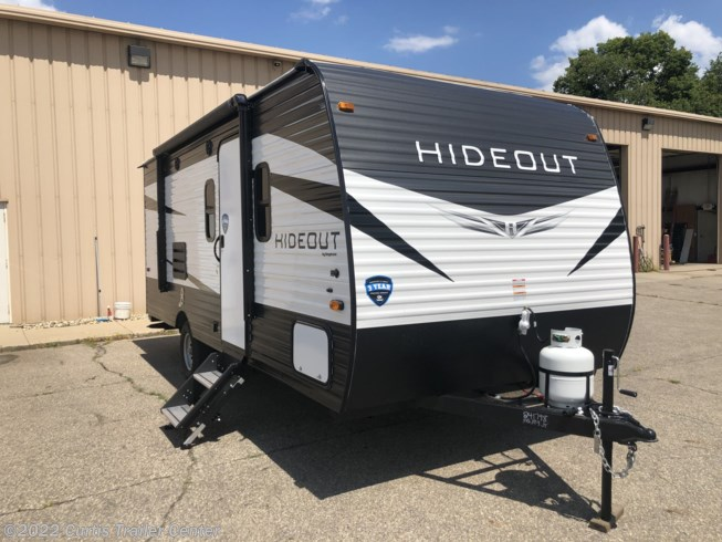 New 2020 Keystone Hideout 186LHS available in Schoolcraft, Michigan
