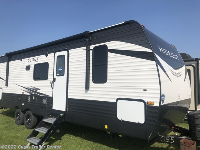 New 2021 Keystone Hideout 274LHS available in Schoolcraft, Michigan