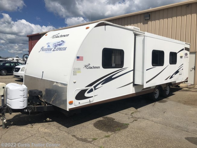 2011 Freedom Express 290BHS by Coachmen from Curtis Trailer Center in Schoolcraft, Michigan