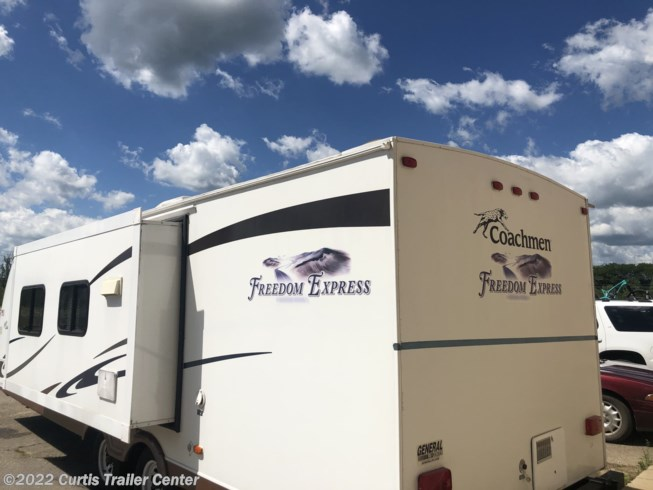 Used 2011 Coachmen Freedom Express 290BHS available in Schoolcraft, Michigan
