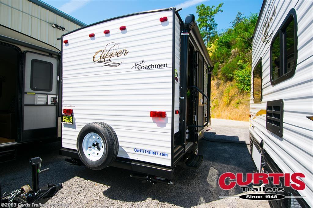 Clipper Travel Trailer Oregon