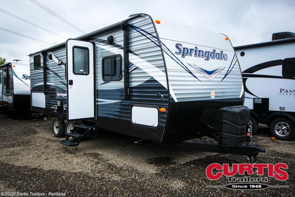 2017 Keystone RV Springdale West 240bhwe for Sale in ...