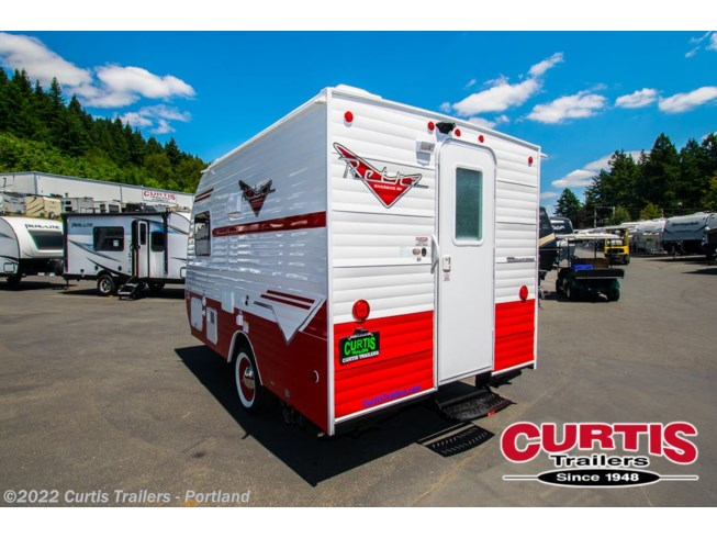 2020 Riverside RV Retro 135 - New Travel Trailer For Sale by Curtis Trailers - Portland in Portland, Oregon