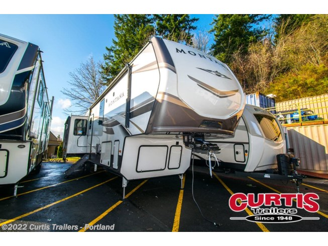 New 2020 Keystone Montana 3930fb available in Portland, Oregon