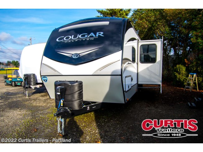 2020 Keystone Cougar Half-Ton 26rbswe - New Travel Trailer For Sale by Curtis Trailers - Portland in Portland, Oregon