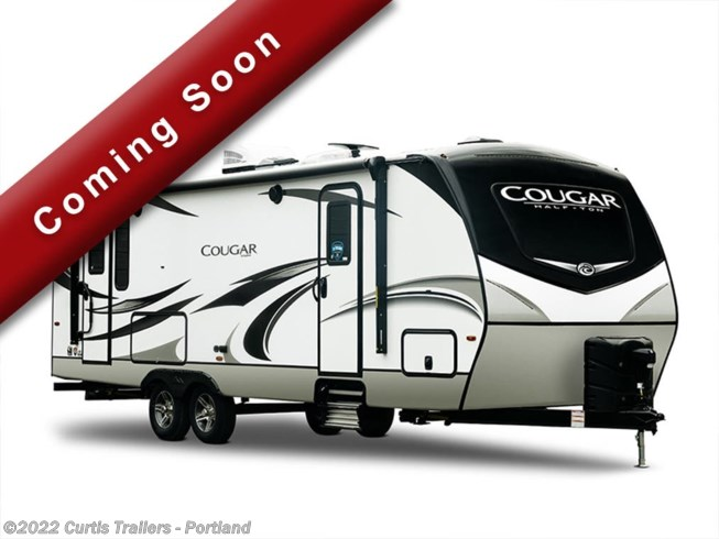 New 2021 Keystone Cougar Half-Ton 24sabwe available in Portland, Oregon